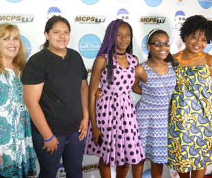 P4L Partners with Students at Youth Media Fest
